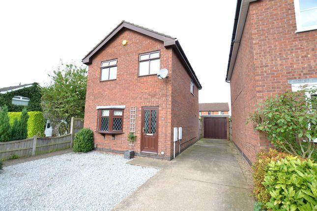 Thumbnail Detached house for sale in Strathglen Close, Kimberley, Nottingham