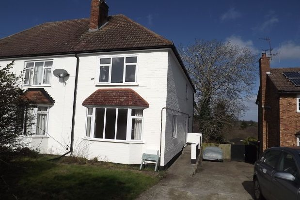 Thumbnail Semi-detached house to rent in Union Street, Flimwell, Wadhurst