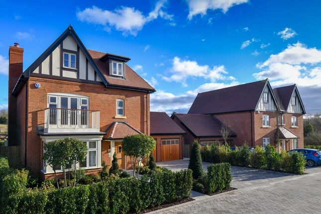 Thumbnail Detached house for sale in Mill Lane, Taplow