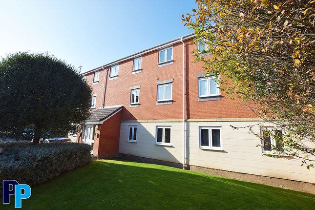Thumbnail Flat to rent in Ocean Court, Derby