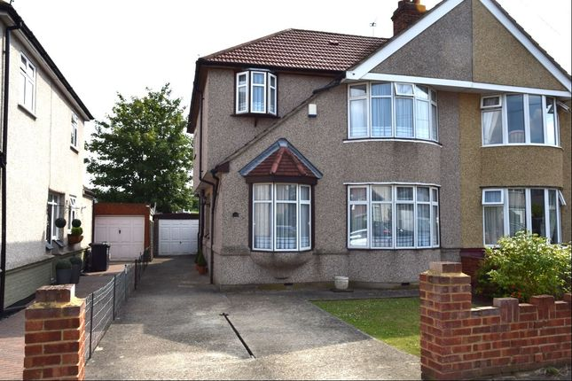 Thumbnail Semi-detached house for sale in Orchard Avenue, Dartford