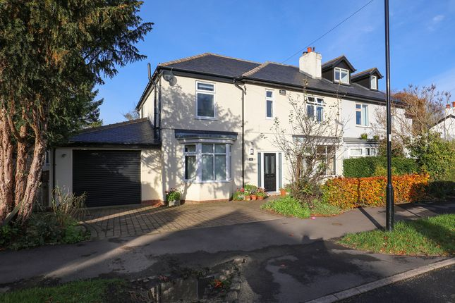 Thumbnail Semi-detached house for sale in The Quadrant, Totley Rise, Sheffield