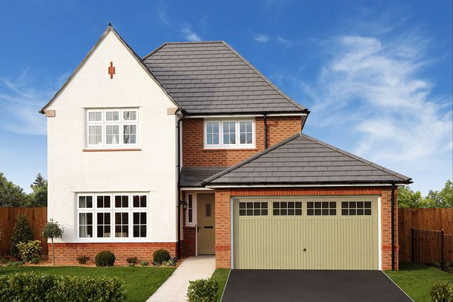 "4 bedroom detached house for sale in ""Welwyn"" at Park View, Bassaleg, Newport"