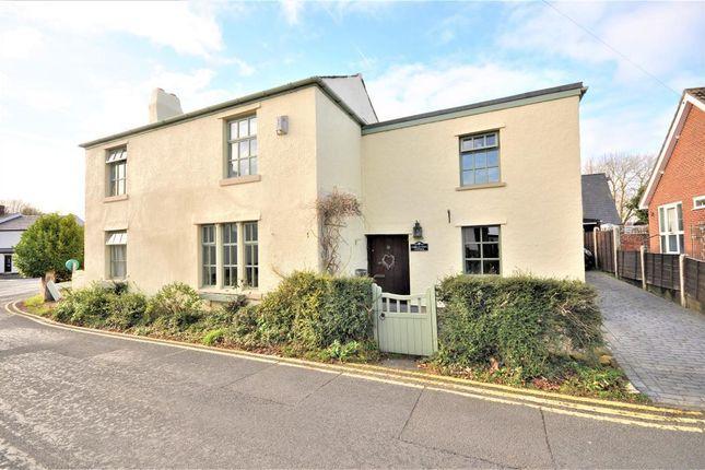 Thumbnail Detached house for sale in Cobblestone Cottage, Preston Old Road, Freckleton, Preston, Lancashire