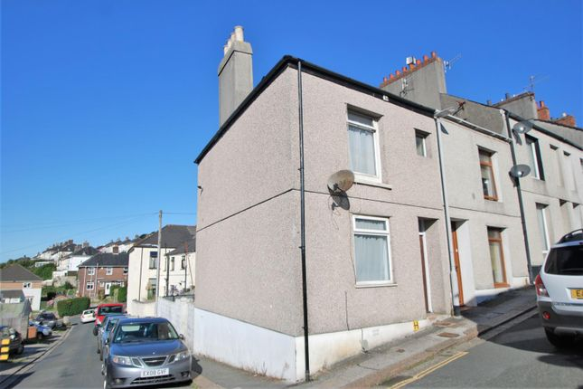 Thumbnail End terrace house to rent in Tollox Place, Plymouth