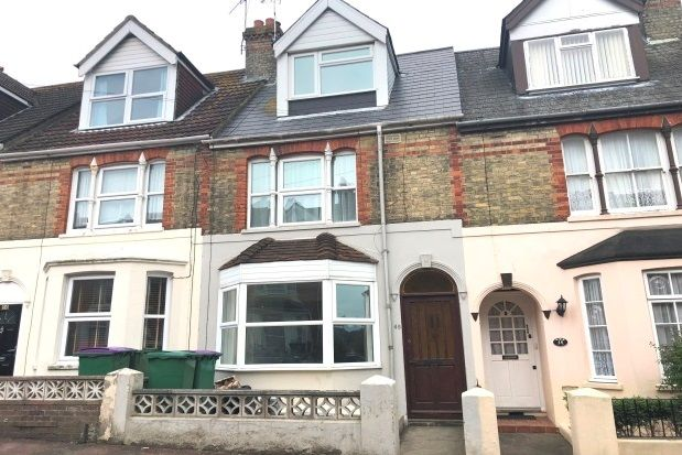 Thumbnail Property to rent in Garden Road, Folkestone