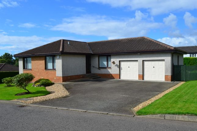 Thumbnail Bungalow for sale in Hillview Drive, Helensburgh, Argyll & Bute