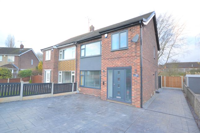 3 bed semi-detached house for sale in Ashburnham Gardens, Doncaster DN5