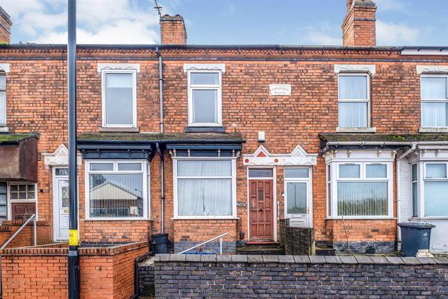 2 bed terraced house to rent in Warwick Road, Tyseley, Birmingham B11