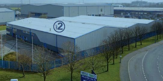 Thumbnail Light industrial to let in Unit 2 Trio, Knowsley Industrial Park, Acornfield Road, Knowsley, Merseyside