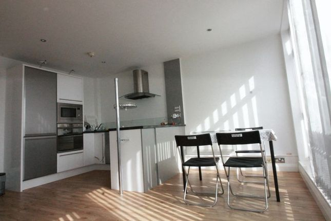 Thumbnail Flat to rent in Thurland Street, Nottingham