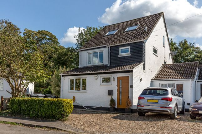 Thumbnail Detached house for sale in Temple Lane, Temple, Nr Marlow, Berkshire