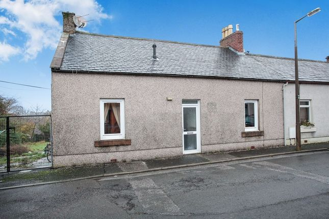 Thumbnail Terraced house for sale in Back Row, Gasstown, Dumfries