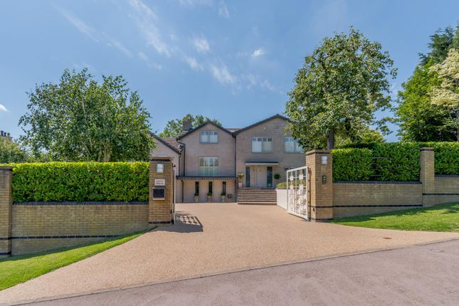 Thumbnail Detached house for sale in Ashley Road, Charlton Kings, Cheltenham, Gloucestershire
