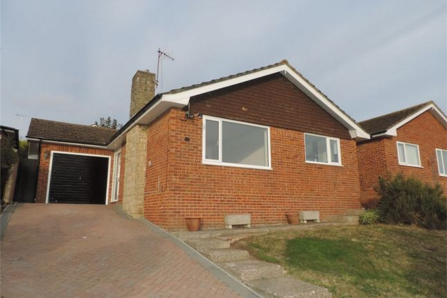 Thumbnail Detached bungalow for sale in Silva Close, Bexhill On Sea, East Sussex