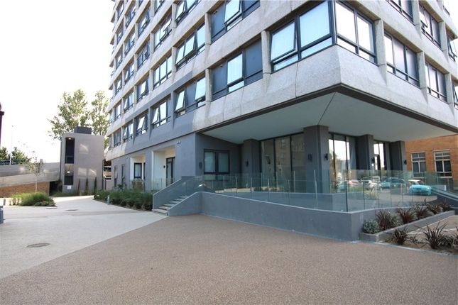 Thumbnail 2 bed flat for sale in Skyline Apartments, 1 The Causeway, Worthing