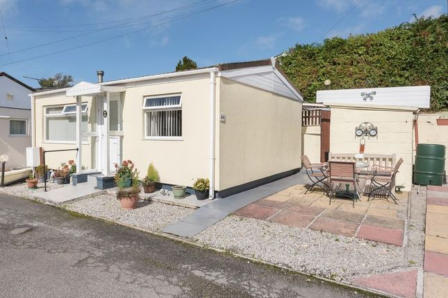 Thumbnail Mobile/park home for sale in Lansdowne Park Homes, Wheal Rose, Redruth