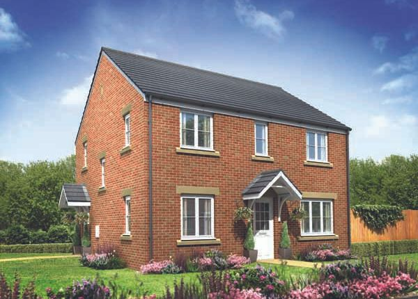 """4 bed detached house for sale in """"The Chedworth Corner"""" at Hart Common Caravan Park, Old Fold Road, Westhoughton, Bolton BL5"""