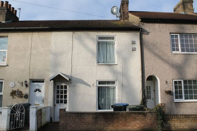 Thumbnail Terraced house for sale in Warwick Road, Enfield