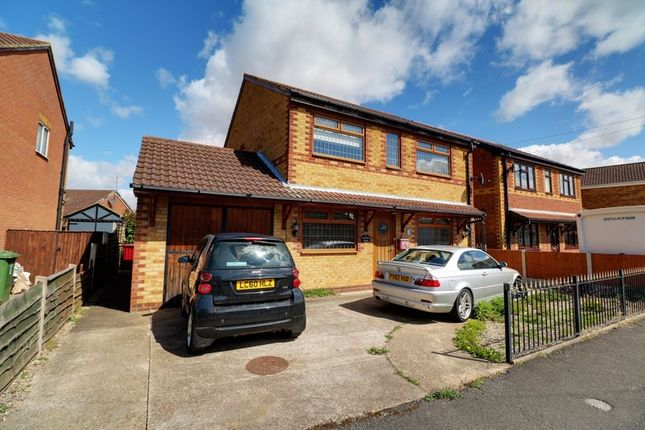 Thumbnail Detached house for sale in Fulford Crescent, New Holland, Barrow-Upon-Humber