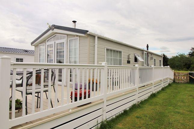 Thumbnail Detached bungalow for sale in Findhorn Park, Mundole, Forres