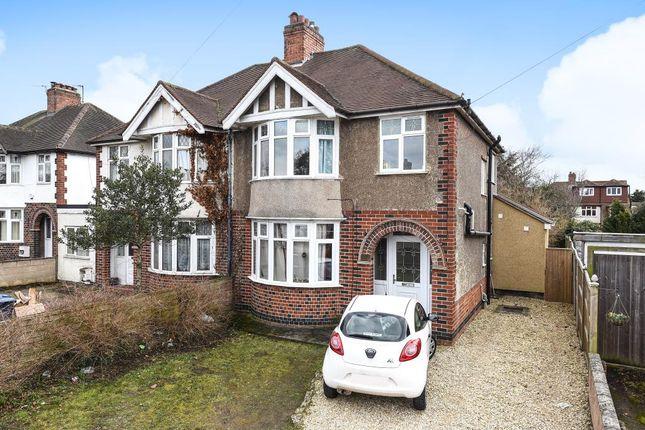 Thumbnail Semi-detached house to rent in Headington, Hmo Ready 5 Sharers