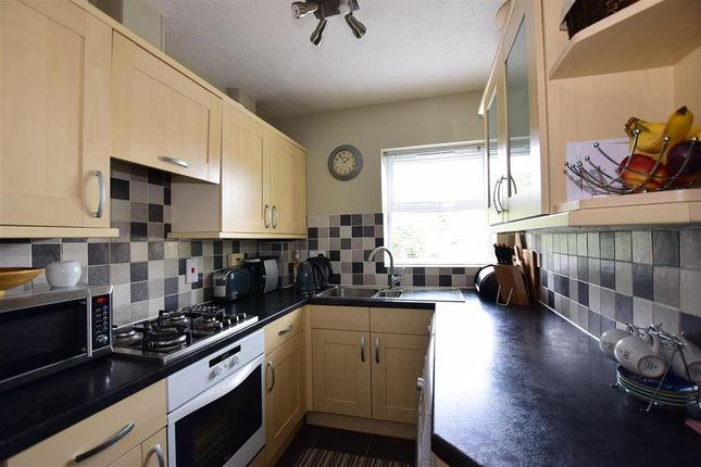Thumbnail Maisonette for sale in Diana Road, Chatham, Kent