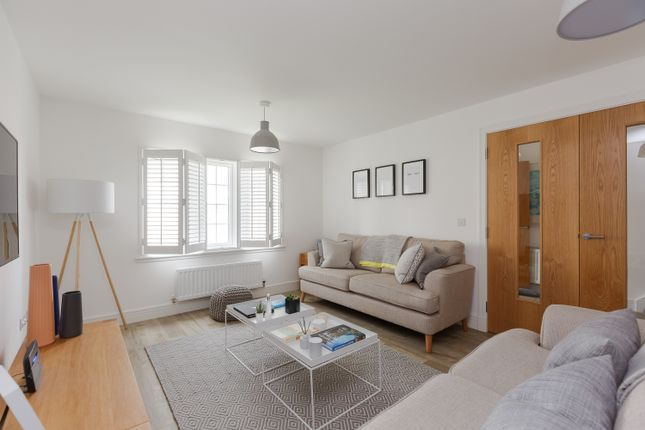 Sitting Room of King's View Crescent, Ratho EH28
