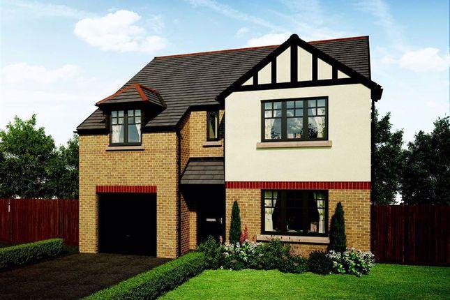 Thumbnail Detached house for sale in St Nicholas Manor, Cramlington