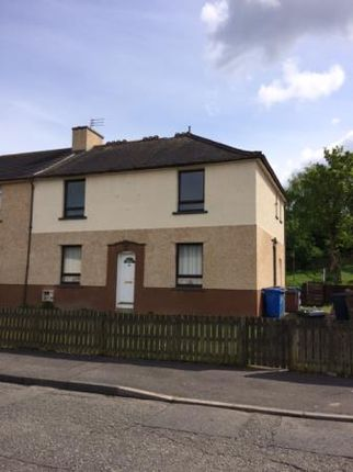 Thumbnail Flat to rent in Barbauchlaw Avenue, Armadale, Bathgate