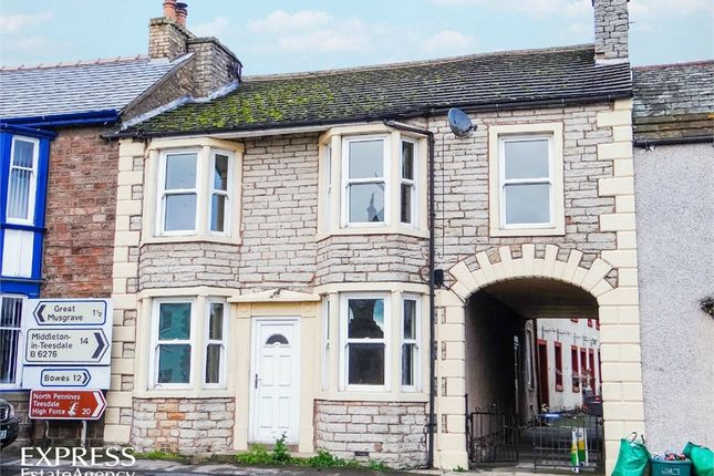 Thumbnail Terraced house for sale in Main Street, Brough, Kirkby Stephen, Cumbria