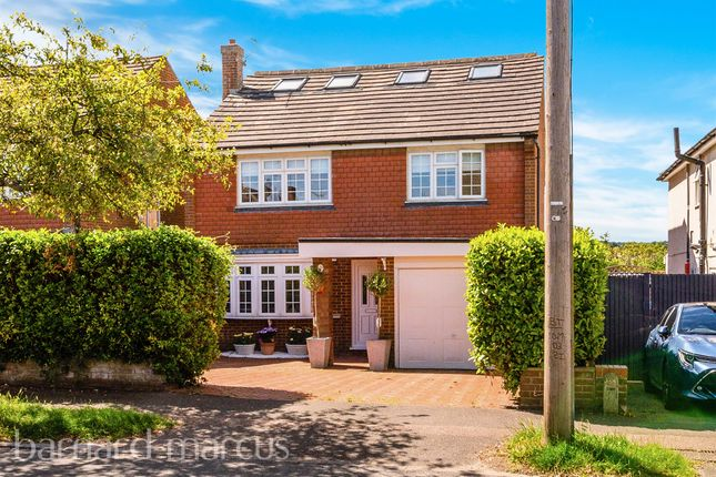 Thumbnail Detached house for sale in Beaconsfield Road, Epsom