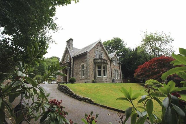 Detached house for sale in Drummond Crescent, Inverness