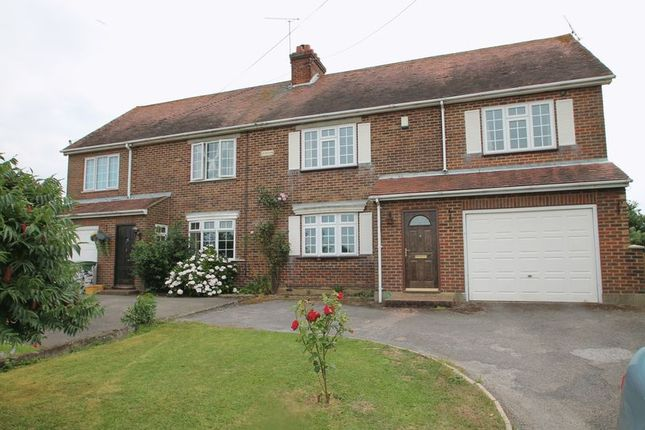 4 bed semi-detached house for sale in Orchard Side, Marden, Tonbridge TN12