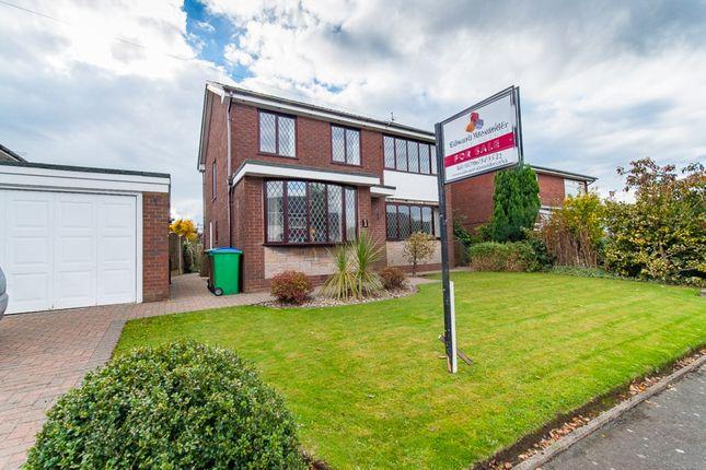 Thumbnail Detached house for sale in Derwent Drive, Littleborough