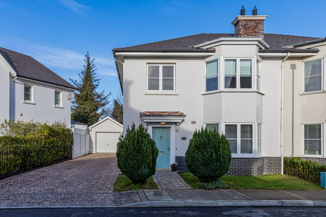 Thumbnail Semi-detached house for sale in Drumnigh Wood, Portmarnock, Co Dublin, Leinster, Ireland