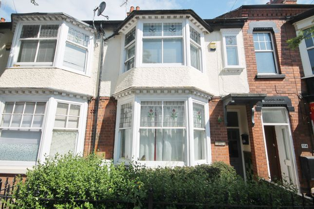Thumbnail Flat for sale in Fosse Road South, West End, Leicester