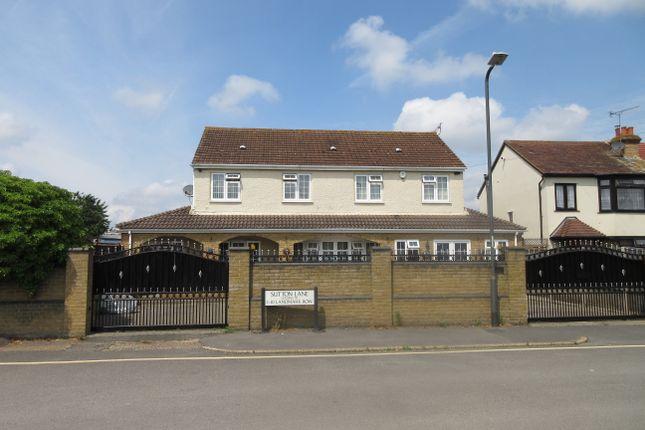 Thumbnail Detached house for sale in Sutton Lane, Slough, Berkshire