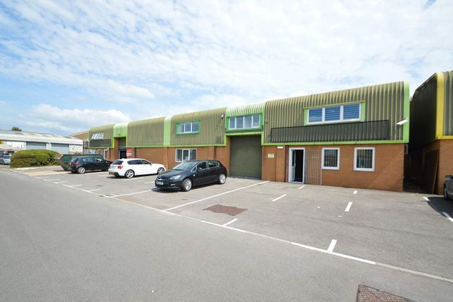Thumbnail Warehouse to let in Unit 22 Benson Road, Poole