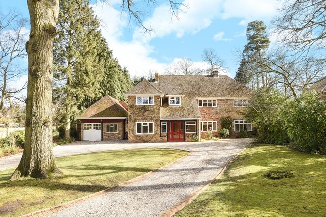 Thumbnail Detached house to rent in St. Georges Lane, Ascot