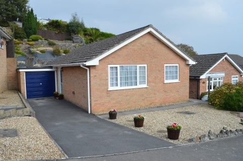 Thumbnail Detached bungalow for sale in Ashbury Drive, Weston Hillside, Weston-Super-Mare