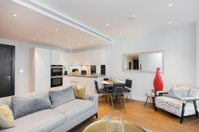 Thumbnail Flat for sale in Vista Development By Chelsea Bridge, Queenstown Rd, Battersea, London