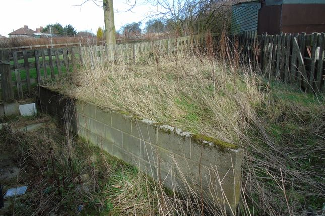 Rear Garden of Weardale Crescent, Tow Law, Bishop Auckland DL13