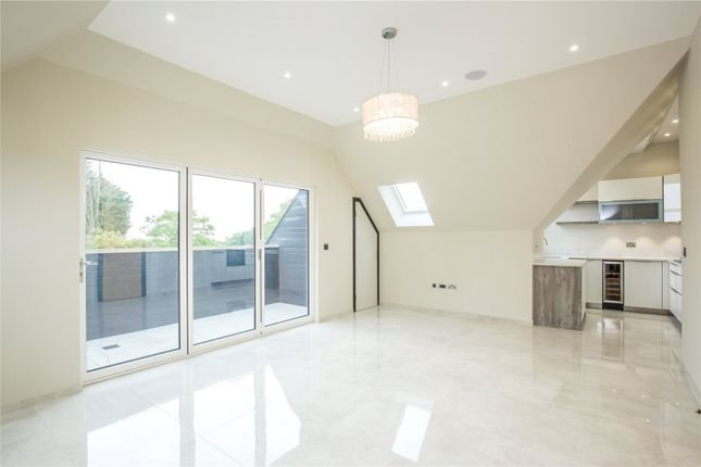 Thumbnail Flat for sale in Amethyst Close, Rowley Lane, Arkley, Barnet