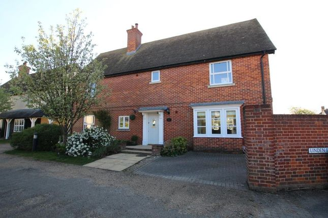 Thumbnail Detached house for sale in Linden End, Haddenham, Ely
