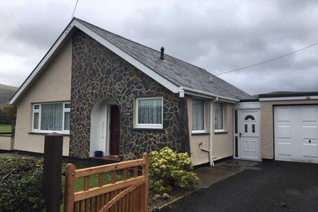 Thumbnail Bungalow for sale in Pen Parc, Bryncrug, Tywyn, Gwynedd