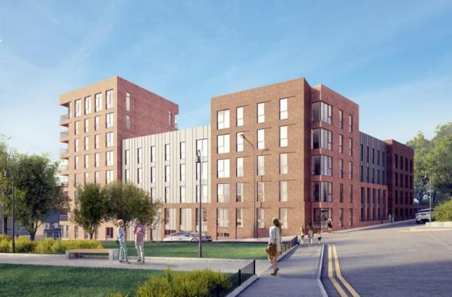Thumbnail Flat for sale in Great Central, Chatham Street, Sheffield
