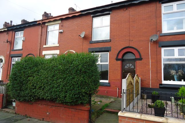 Thumbnail Terraced house to rent in Mills Hill Road, Middleton, Manchester