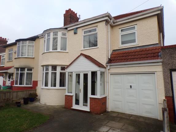 Thumbnail Semi-detached house for sale in Abbeystead Road, Wavertree, Liverpool, Merseyside