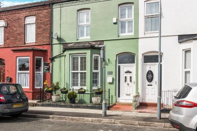 Thumbnail Terraced house for sale in Chevin Road, Walton, Liverpool, Merseyside